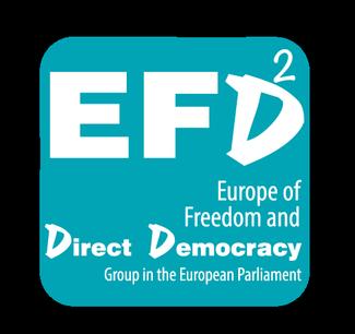 EFDD group logo