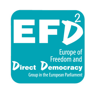 EFDD group logo