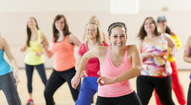zumba dance workout for beginners step with music