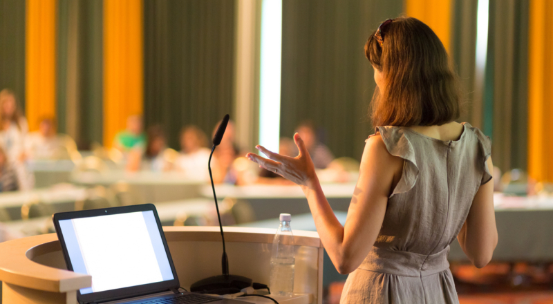 The trick to public speaking - SpunOut.ie - Ireland's Youth Information  Website
