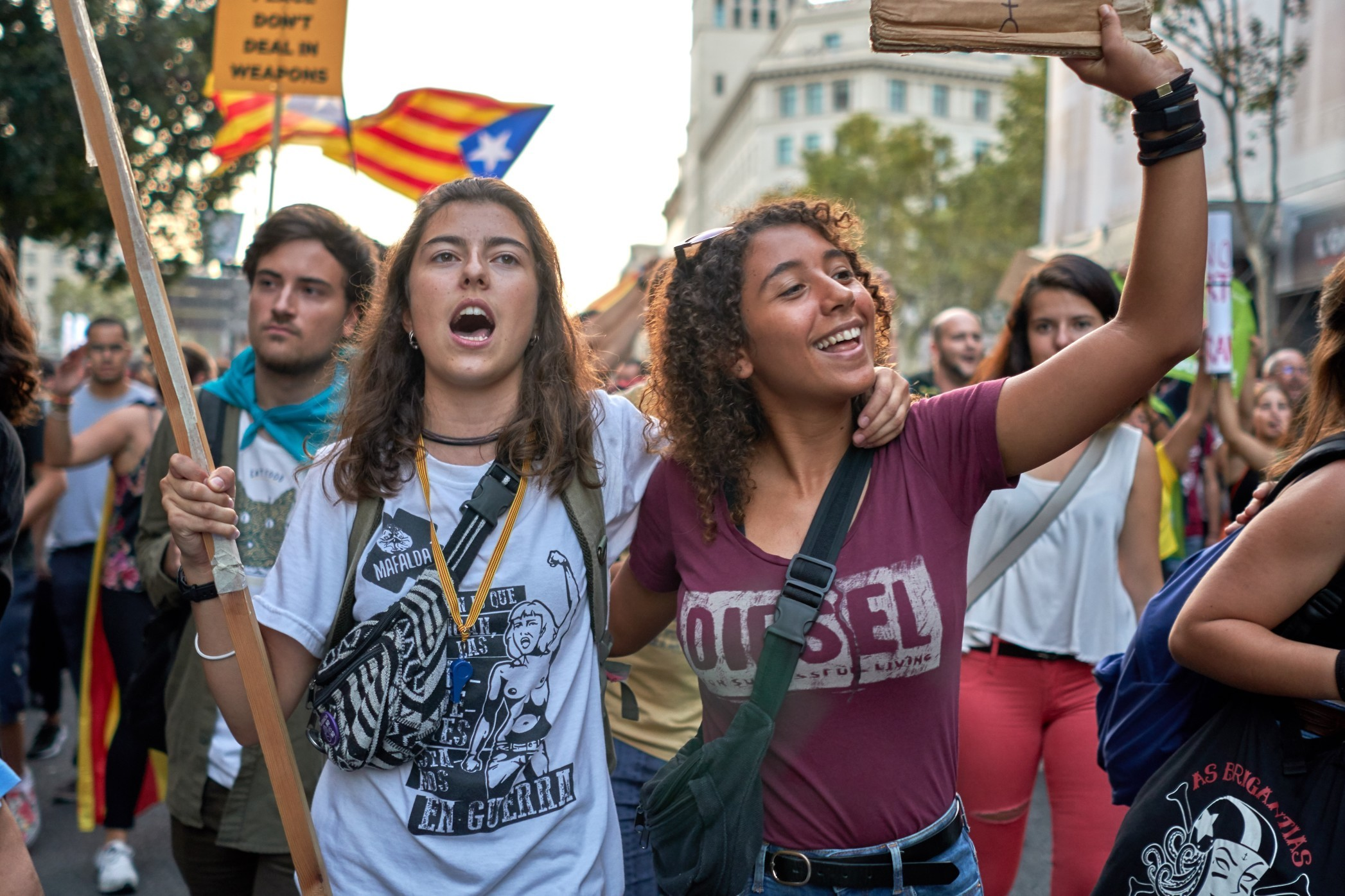 Freedom for catalonia t20 a7 L116