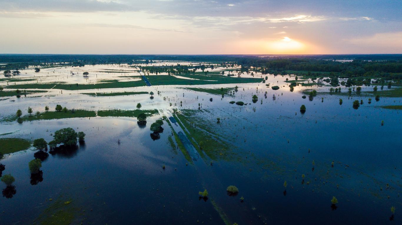 Sea-level-rise-flood