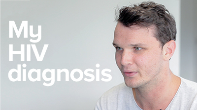 Robbie Lawlor - My HIV diagnosis