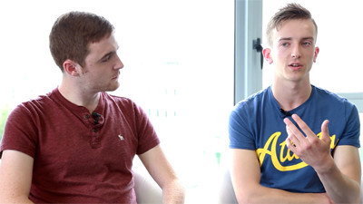 Ryan & Joe - Listening is helping