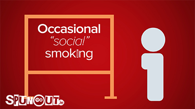 Effects of Social Smoking