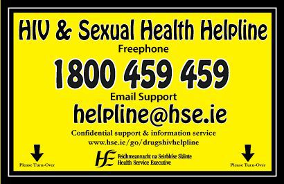 HIV and Sexual Health Helpline