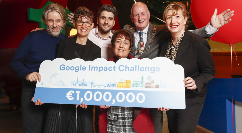 Vote for Young Social Innovators in the Google.org Impact Challenge -  SpunOut.ie - Ireland's Youth Information Website