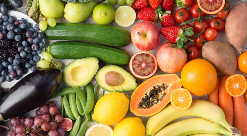 Achieving a balanced diet
