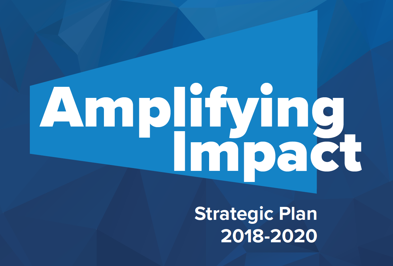 SpunOut.ie 'Amplifying Impact' Strategic Plan 2018-2020